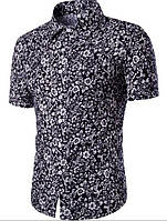 Рубашка с орнаментом 46р., фото 1