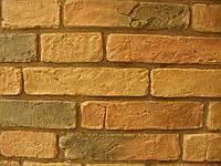 Фасадный камень Старый кирпич (красный)