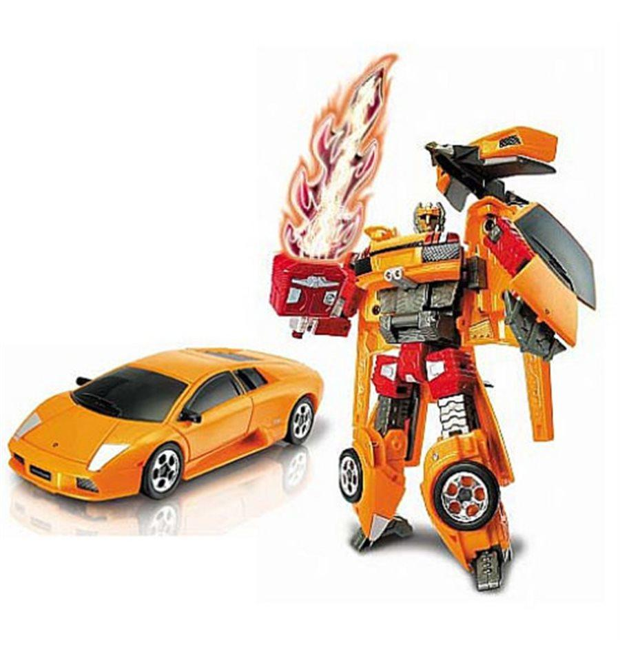 Робот-трансформер - LAMBORGHINI MURCIELAGO (1:32) 52010 r