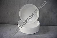 Тарелка одноразовая пластиковая 205мм