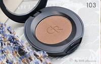 Тени для бровей Golden Rose Eyebrow Powder Тон 103 - КОРИЧНЕВЫЙ ТОН, фото 1