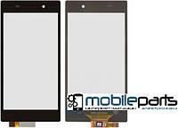 Оригинальный Сенсор (Тачскрин) для Sony C6903 | L39h | Xperia Z1 (Черный)
