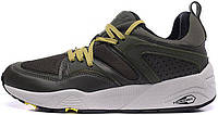 "Женские кроссовки Puma Blaze Of Glory ""Leather Forest Night"" Green"