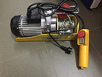 Тельфер Euro Craft HJ207(800кг,400кг), фото 1