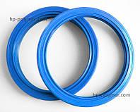 Армированная манжета для авто 2.2.140х170х13 (синяя) «МАЗ» 236-1005160-А2
