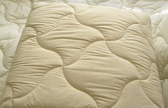 Одеяло двухспальное холофайбер бязь 180*210 (4415) TM KRISPOL Украина