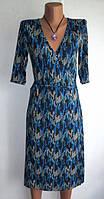 Стильное Платье от Lindex Стройнящий Крой Размер: 44-46, S-M