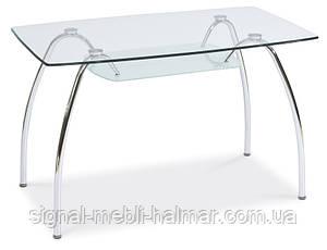 Стеклянный стол Arachne I signal (аракхне)