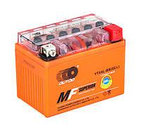 Аккумулятор гелевый Outdo YTX4L-BS,4 Аh/10HR