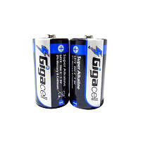 Батарейки Gigacell - Super Alkaline Battery C LR14 1.5V 2/24/192шт