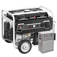 Бензиновый генератор Matari MX7000E-ATS (5,5 кВт)