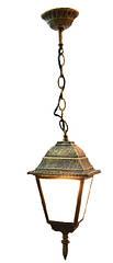 Светильник садово-парковый матовое золото АСКО-УкРЕМ 652S A0180080105