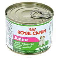 ROYAL CANIN JUNIOR WET (ДЖУНИОР ВЕТ) влажный корм для щенков до 10 месяцев 0,195КГ