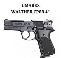 """Пневматический пистолет Umarex Walther CP88 4"""", фото 1"""