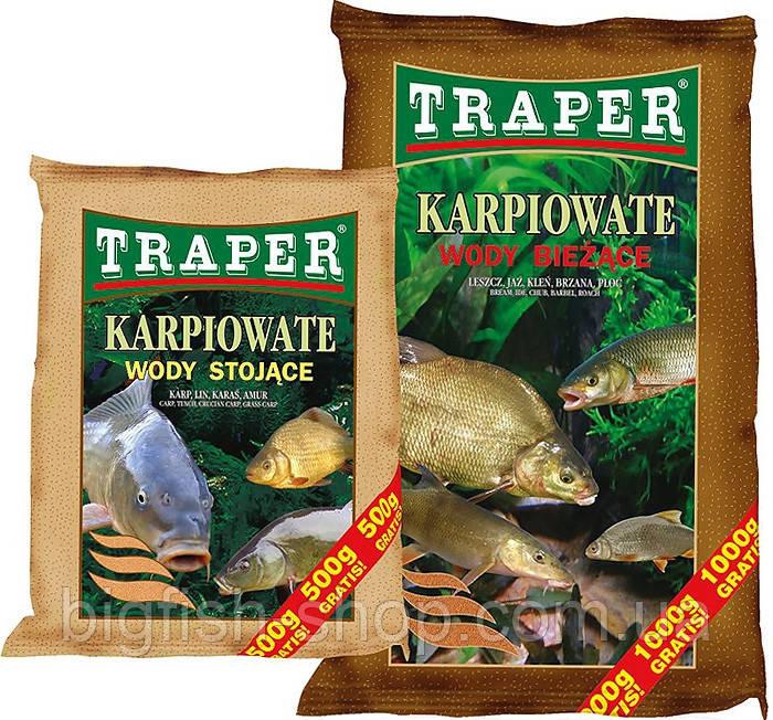 "Прикормка рыболовная Traper ""Wody biezjace"""
