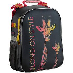 Рюкзак школьный ортопедический для девочки KITE  Animal Planet  AP15-531-1M Германия