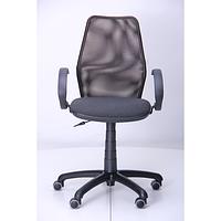 Кресло Oxi АМФ-5, сиденье Поинт-02, спинка Сетка черная (AMF-ТМ)