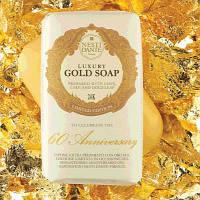 Мыло золотое  Luxury Gold Soap - 24 карата Nesti Dante, 250 гр
