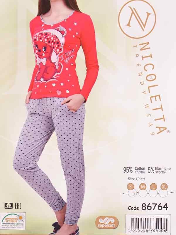 Пижама  женская  ТМ Nicoletta 86764