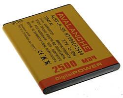 Аккумулятор для Samsung N7000, i9220 Galaxy Note, батарея EB615268VU, Avalanche