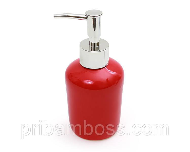 Диспенсер керамический для жидкого мыла/лосьона