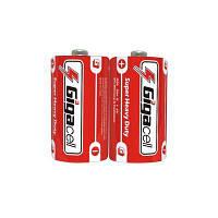 Батарейки Gigacell - Super Heavy Duty(PVC) Battery D R2O 1.5V 2/12/288шт