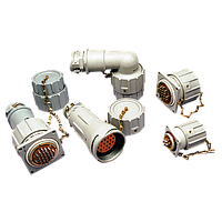 Электрические соединители РБН1-12-18Г(1,2,3,4)