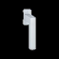 Оконная ручка Austin 32-42mm. 90° Secustik F9016 серебро