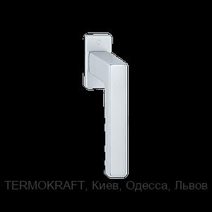 Оконная ручка Austin 32-42mm. 90° Secustik F9016 белая