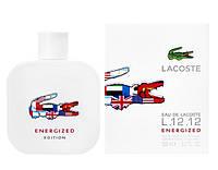 Мужская туалетная вода Lacoste Eau De L.12.12 Energized (Лакост Эу Дэ Лакост Энерджайзед)