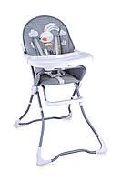 Детский стульчик для кормления Bertoni Candy Grey Rabbit