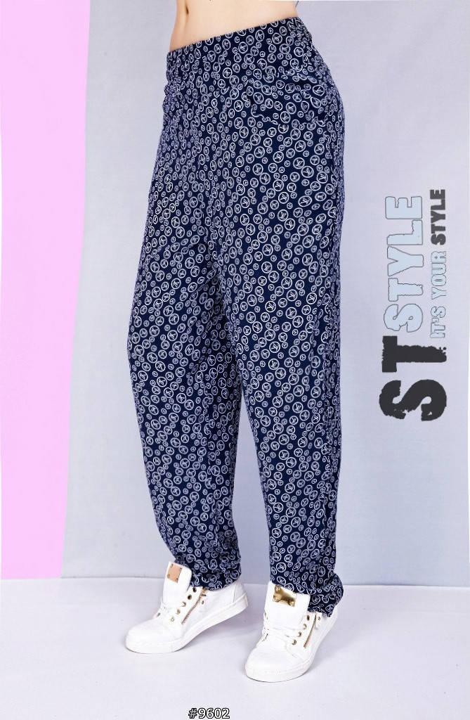 Летние брюки Louis Vuitton ботал арт 491952/338-41