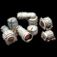 Электрические соединители РБН1Б-6-17Г(1,2,3,4)