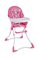Детский стульчик для кормления Bertoni Candy Pink snail