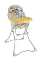 Детский стульчик для кормления Bertoni Candy White baby owls