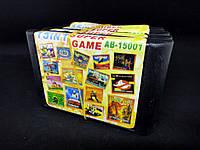 Сборник игр для SEGA 15в1 AB-15001