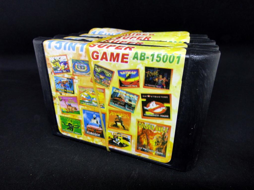 Збірник ігор для SEGA 15в1 AB-15001