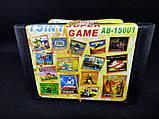 Збірник ігор для SEGA 15в1 AB-15001, фото 2