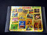 Збірник ігор для SEGA 15в1 AB-15001, фото 3