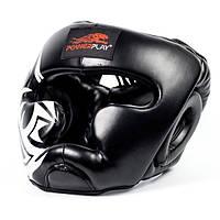 Боксерский шлем PowerPlay 3043 Black