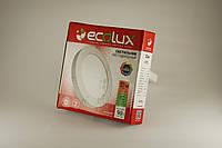 Led Светильник  круглый ECOLUX 12W 220V накладной (LPC170E-12)