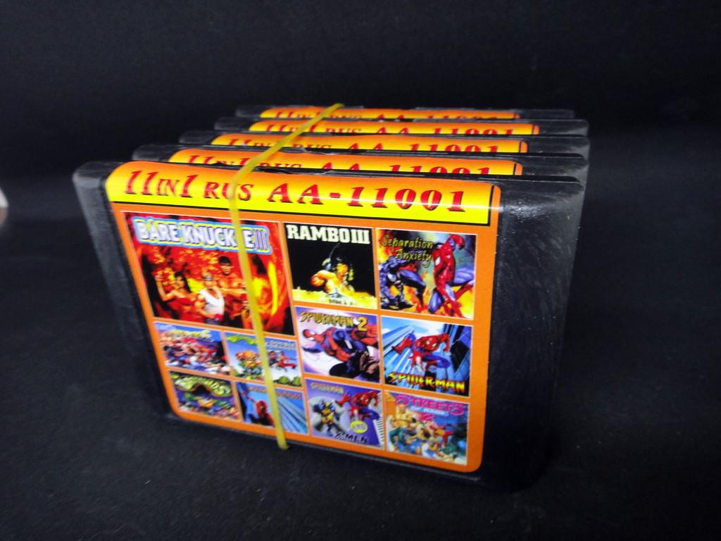 Сборник игр для SEGA 11в1 AA-11001