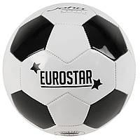 Мяч футбольный ЕвроCтар 5/22 см, в ассортименте (JN52985)