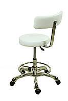 Стул мастера со спинкой стулья мастера для салона красоты ZD2116