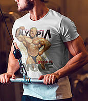 "Мужская футболка ""Mr.Olimpia Dennis Wolf"""