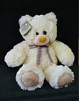 М'яка іграшка Ведмедик Тедді малий кремовий 43 см Мягкая игрушка Мишка Тедди