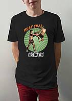 "Мужская футболка ""Muay thai"""