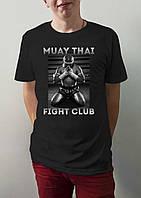 "Мужская футболка ""Muay thai fight club"""