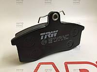 Передние тормозные колодки TRW GDB469M ВАЗ 2108-099 2110-12 2170-72 1117-19, фото 1