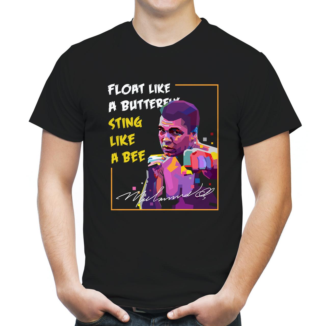 """Мужская футболка """"Muhammad Ali"""""""
